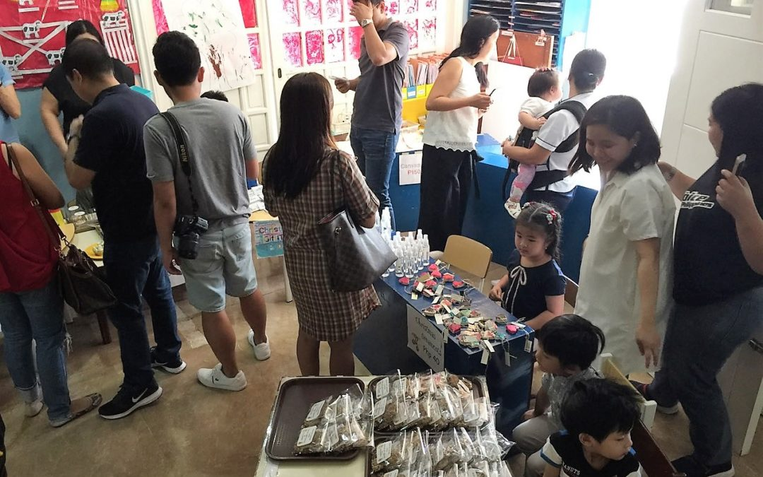 LEAP School for Young Children holds fundraiser to bring Christmas early to BINHI kids