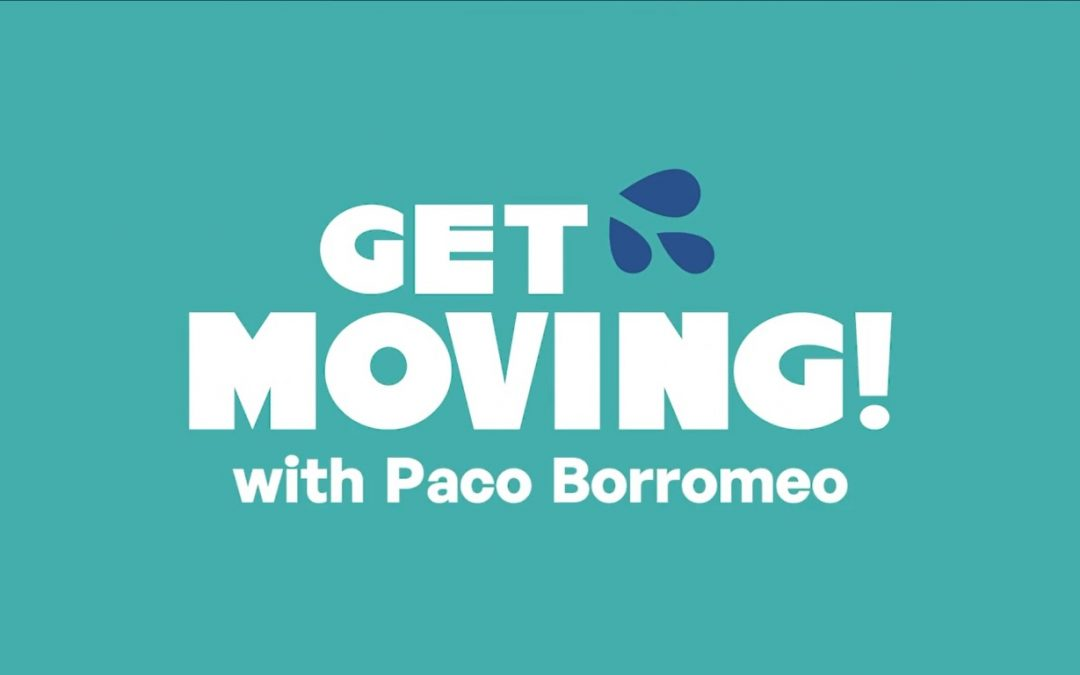 Move and Improve with Let's Get Moving Challenge